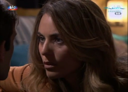 Is Eva's father glad about she being dating Daniel?