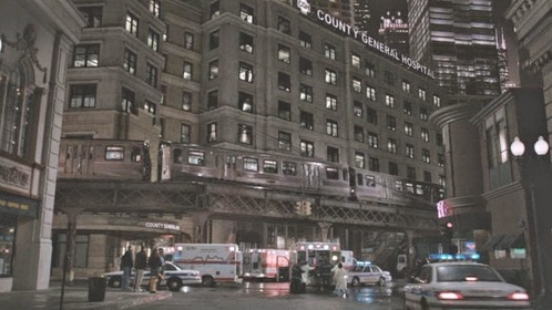 What TV show is this hospital from ?
