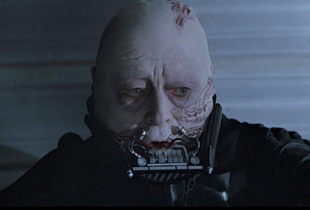 This is Darth Vader ?