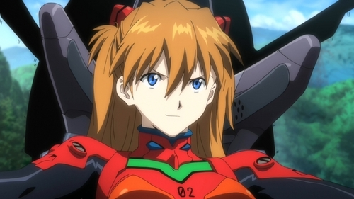 Which of the following personality disorders is asuka portrayed to have?