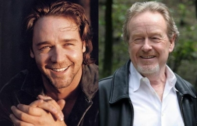 Director-Actor's collaborations : Ridley Scott-Russel Crowe ? (as december 2015)