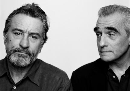 Director-Actor's collaborations : Martin Scorsese-Robert De Niro ? (included short film) as december 2015