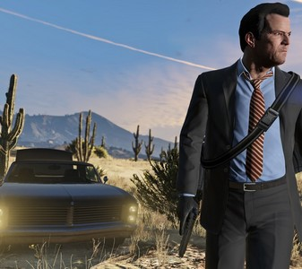 Michael is the oldest protagonist in the GTA series, alongside Trevor, who claims to be the same age.~