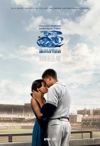 Numbers in movie's title : What movie is this ? (The story of Jackie Robinson)