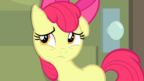 사과, 애플 bloom sister is? ~