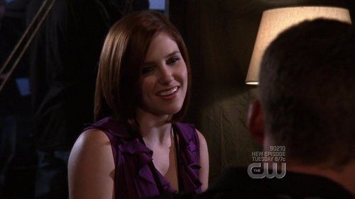 Brooke: I think it's pretty clear in the book if you're not Lucas or Peyton (...) So if you mess with them, I will mess with you.  Julian: That sounds like _____.