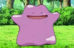 What colour is shiny Ditto?