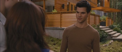 What did Bella say when she met Jacob after the transformation?