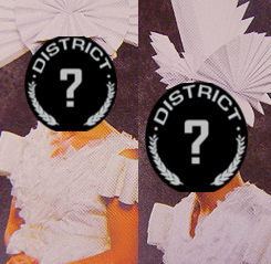 Which District belong those outfits?