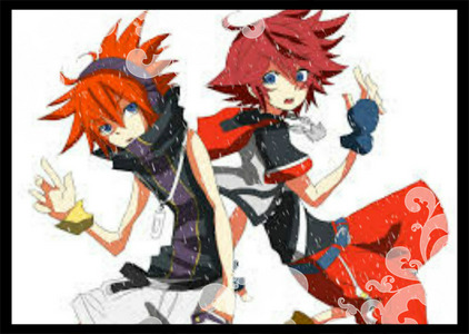 In Kingdom Hearts 3D Dream Drop Distance. What was the name of the world where Sora first meet Neku Sakuraba from The World Ends With You?
