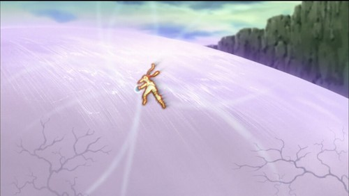 (T/F) naruto was able to pinpoint his friends' location por sensing their presence inside the Sound Four's barrier.