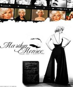 Where was Marilyn born?