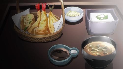 食物 in anime: What 日本动漫 is this?