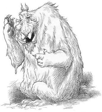 where did twig and his crew find goom the banderbear in midnight over santaphrax?