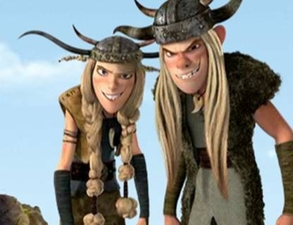 Is Ruffnut the girl twin or the boy twin?