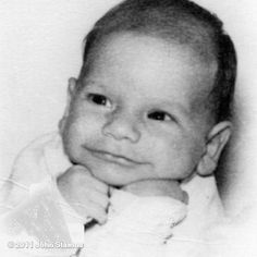 Who is this baby?