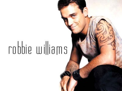 am i a Фан of ((robbie williams))? ~