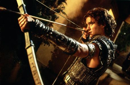 what was the name of (orlando bloom)on the movie troy? ~