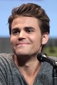When The actor Paul Wesley appeared on the show he portrayed