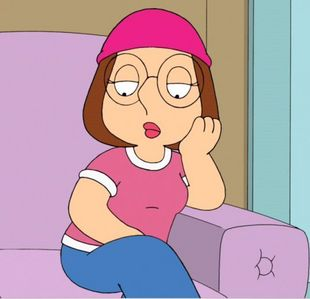meg griffin,voiced by......~