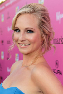 What is Candice's middle name?