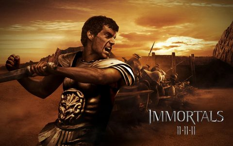 does (Canada24) likes the movie Immortals? ~