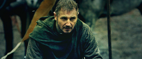 what was the name of Liam Neeson in the movie (kingdom of heaven)?