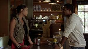 What is the full name of the place where Emily works?