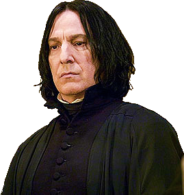 How old is Snape?