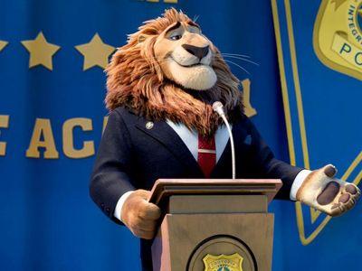 Who voiced Leodore Lionheart?