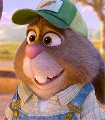 Who voiced Stu Hopps?