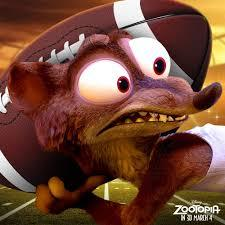 Duke Weaselton is also the name of a character on a Disney film. Which one?