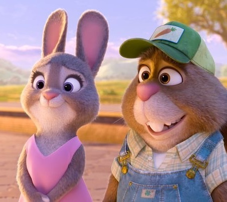 How many siblings does Judy Hopps have?