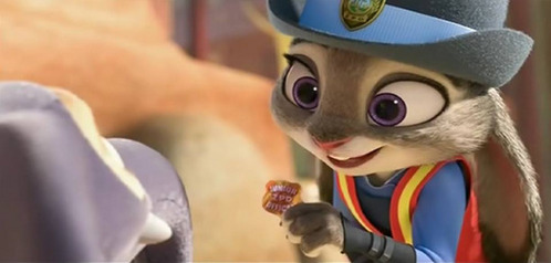 What's the name of Judy's hometown?