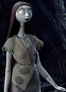 Catherine O'Hara was the voice of Sally from 'The Nightmare Before Christmas'