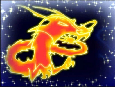 What is مزید powerful than the Dragon's Flame in the Magic Dimension?