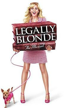 Out of the following actors in the Legally Blonde Musical who was in the The Sound Music Television Live!?