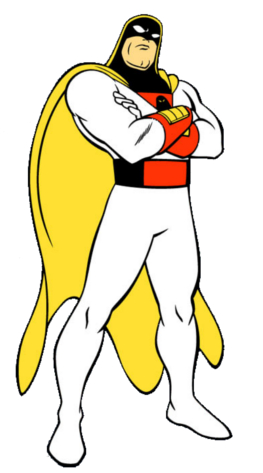 who voiced space ghost