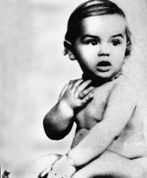 Who is this baby ?