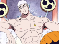 Where did Oda Sensei get inspiration for Enel/Eneru from?