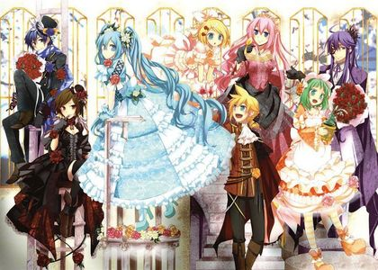 Which vocaloid do I like best?