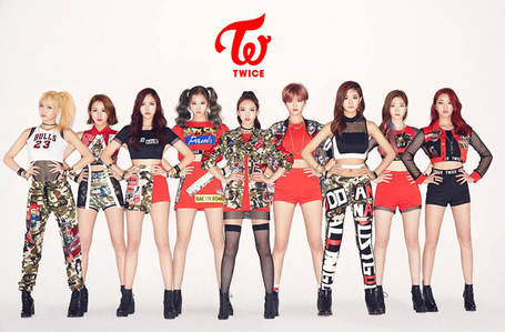 When did Twice debut?