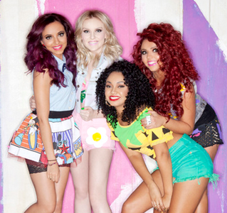 Who is the youngest in Little Mix ?