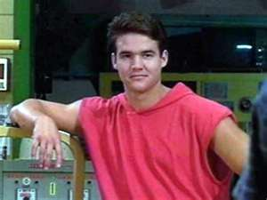 What words did Zordon use to describe Jason when he informed him that he was going to be the Red Power Ranger?