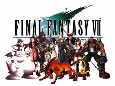 When was the Original version of Final fantaisie VII for PS released?