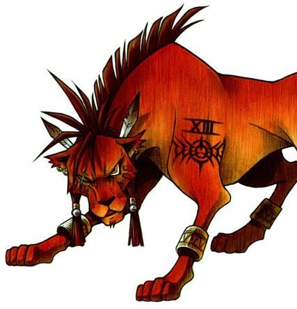 "Red XIII never appeared in the movie ""Advent Children"" True অথবা False?"