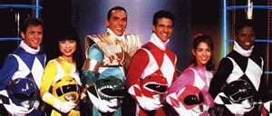 Before Tommy joined the team, what was the morphing sequence of the Mighty Morphin Power Rangers?