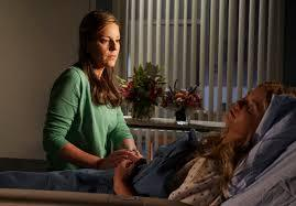 What did Mary say to Alison after Alison woke up and found her in her room at Welby?
