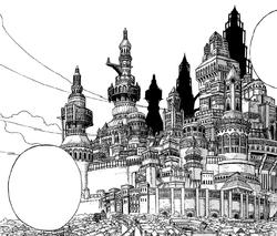 What is the capital of the Alvarez Empire?
