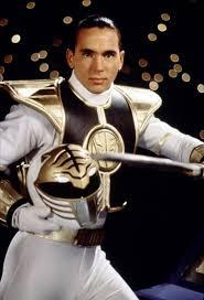 Which Mighty Morphin Power Ranger took over as seconde in command when Tommy assumed the White Ranger Powers and became leader?